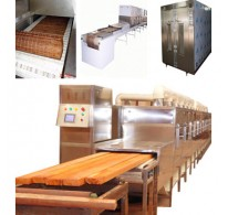 Industrial Microwave for Wood