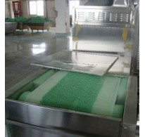 Chemical Material Drying by Microwave