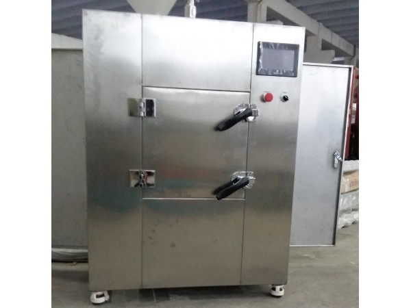Microwave Dryer with Vacuum System