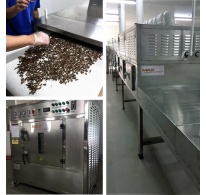 Microwave Drying Equipment for Insect and Bug
