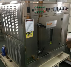 Microwave Batch Oven Machine