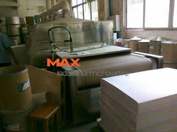 Fire Proof Building Material Dryer