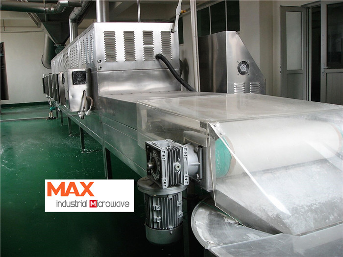 Powder Material Microwave Dryer