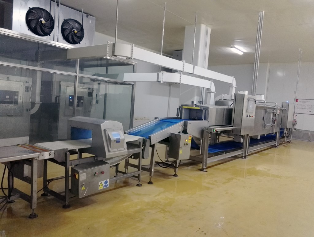 Industrial Microwave Defrost and Thawing Machine