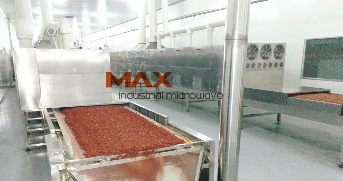 Industrial Microwave Sterilize Spices