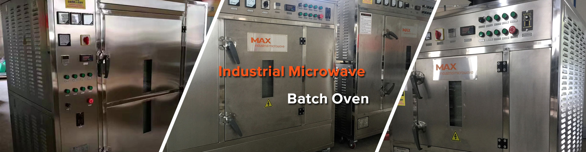 Max Industrial Microwave