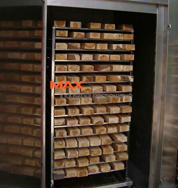 Industrial Microwave Vacuum Wood Drying