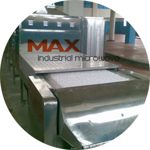 Ceramic Powder Microwave Dryer