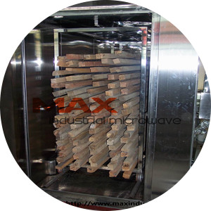 Batch Oven Wood Dryer