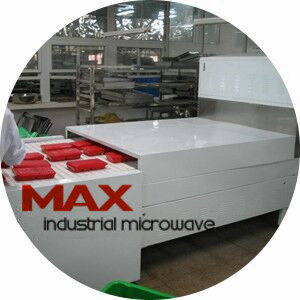 Conveyor Microwave Heat Meal Box
