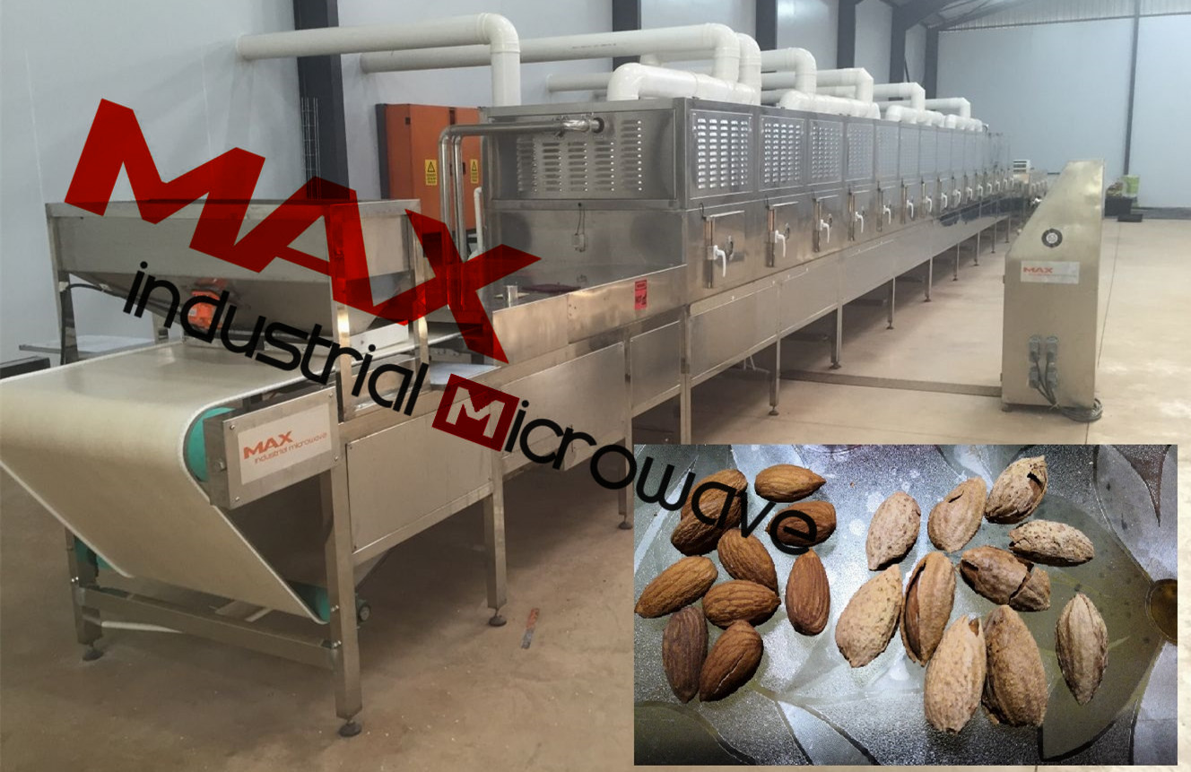 Bean adn Nuts Roasting Machine