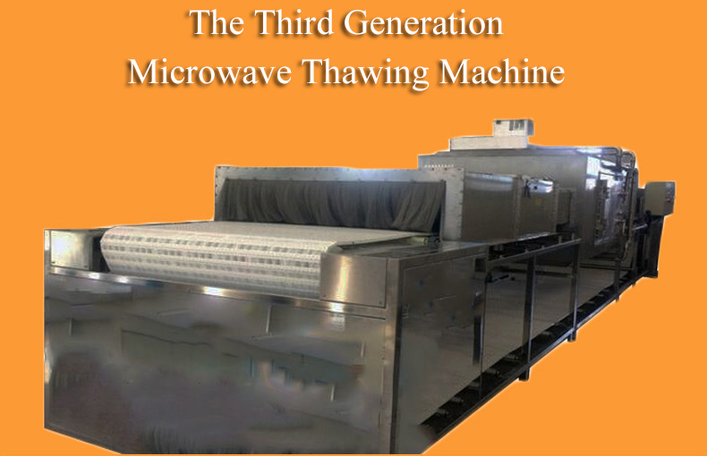 Thawing Machine