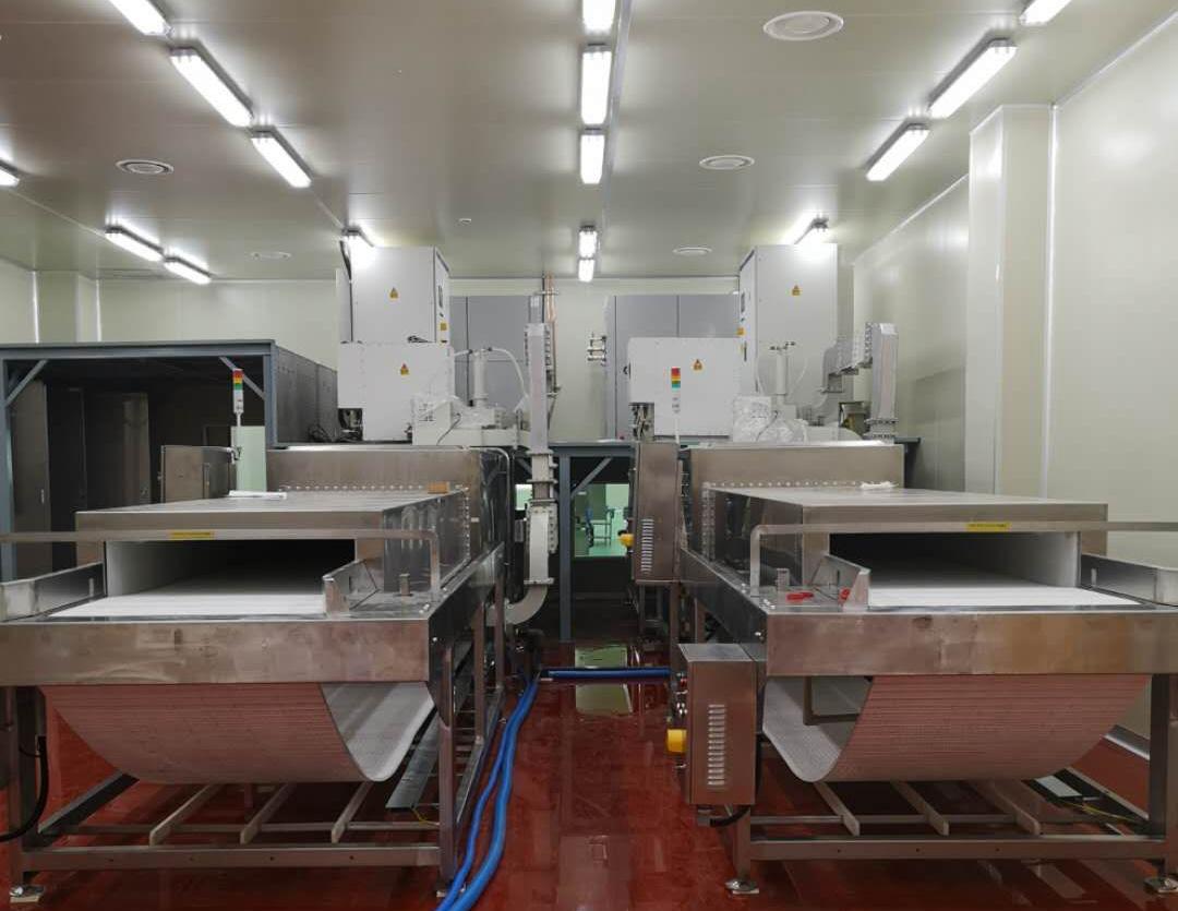 Beef Defrost Machine